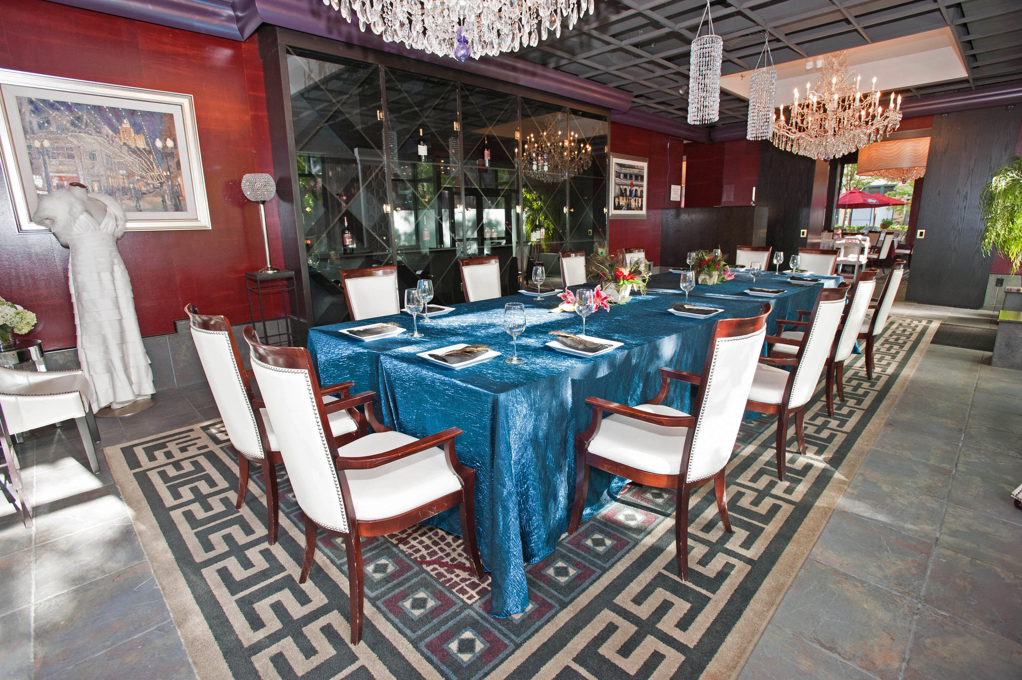 Boutique Classic Dining Drink Eat Historic chair restaurant Resort Bar function hall