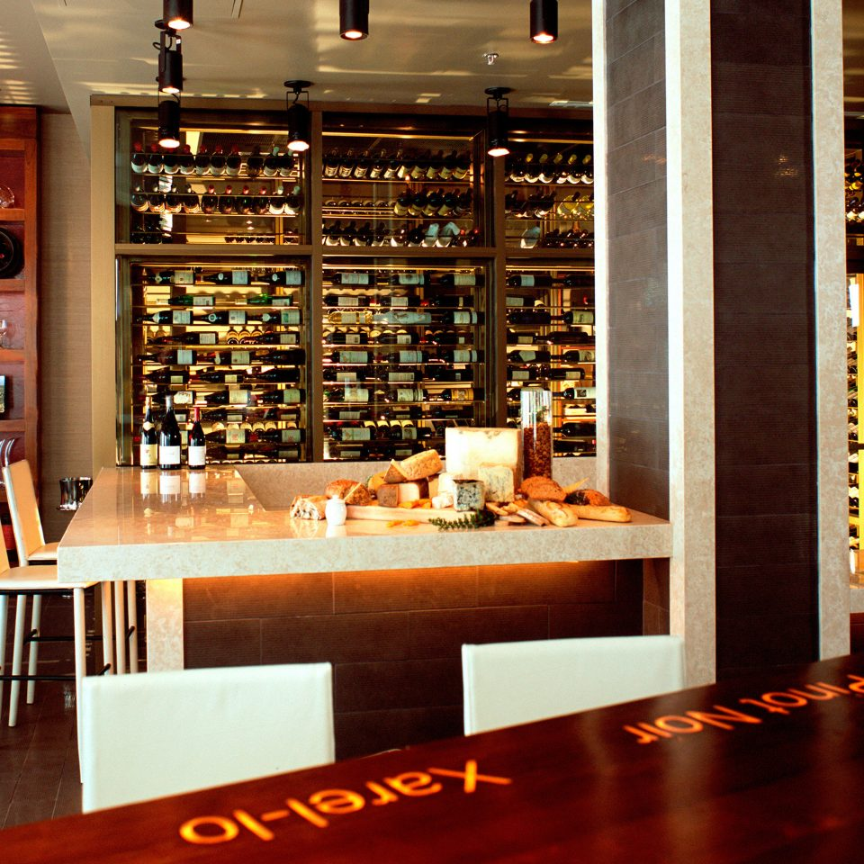Bar Drink Ocean Waterfront Wine-Tasting shelf restaurant retail Boutique Dining