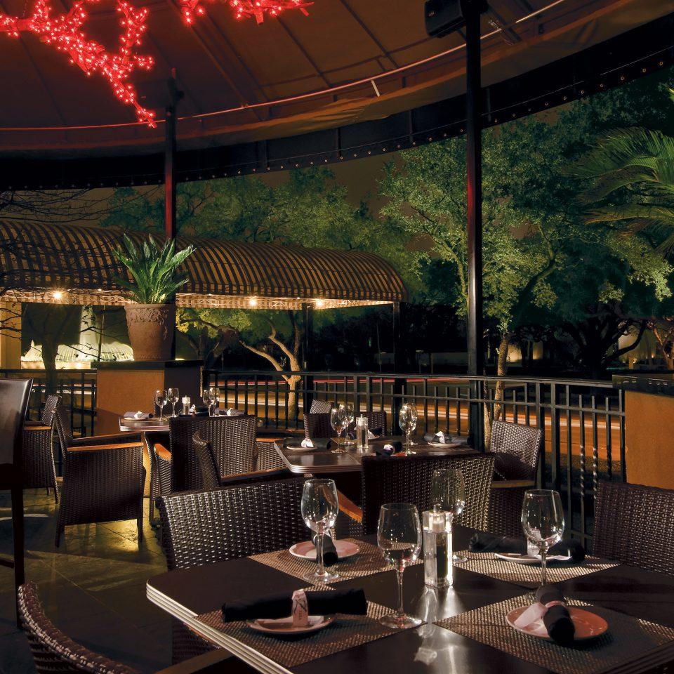 Boutique Dining Drink Eat Terrace chair restaurant Bar lighting Resort set