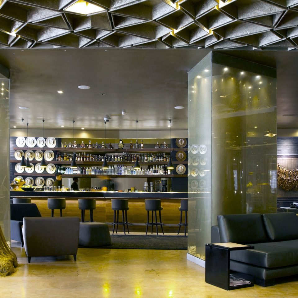 Bar Dining Drink Eat Luxury Modern Lobby building retail lighting Boutique
