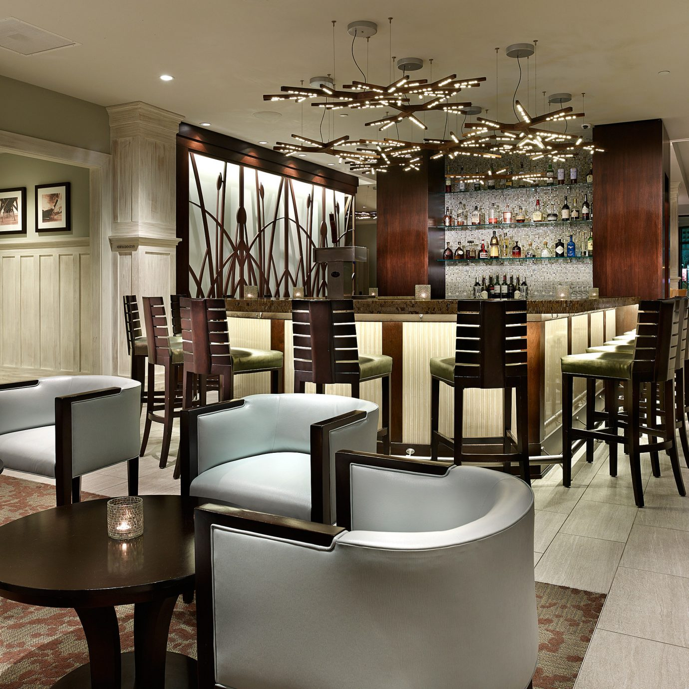 Bar Boutique Drink Modern Waterfront chair property Lobby restaurant Dining