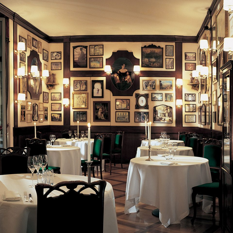 Dining Elegant Historic Luxury restaurant home Bar Boutique