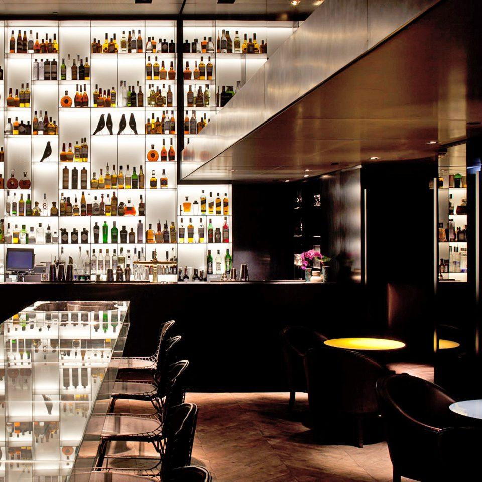 Bar Boutique Drink Hip Lounge Modern restaurant lighting