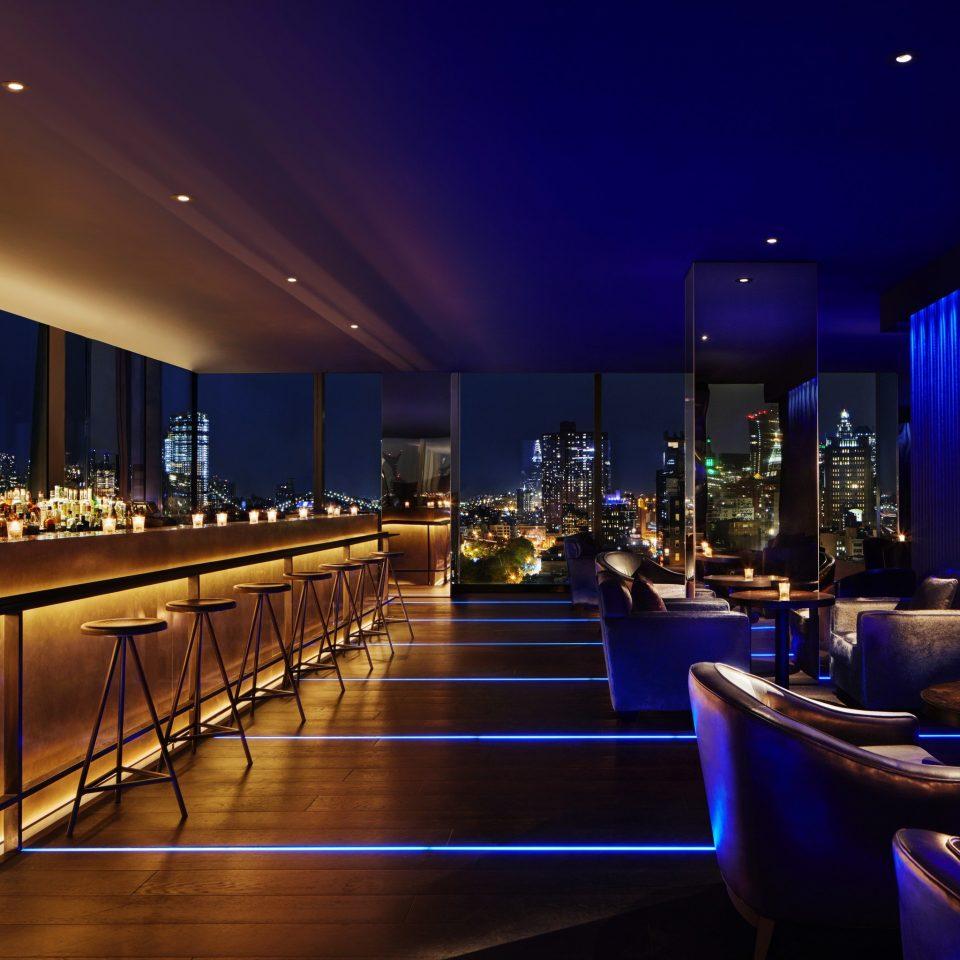 Boutique Hotels Hotels Luxury Travel lighting restaurant function hall lit Bar