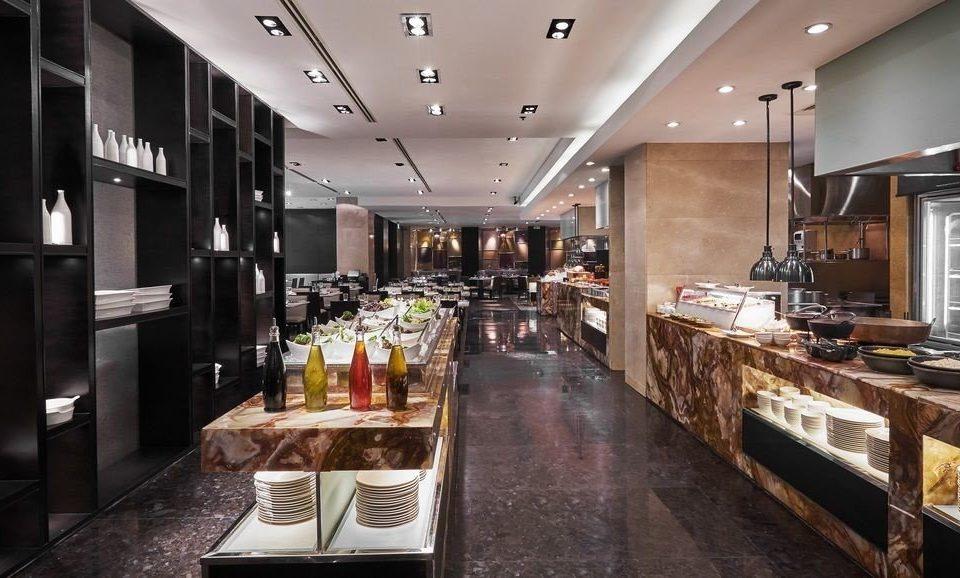 Kitchen counter restaurant bakery stainless Boutique steel Island appliance Modern Bar