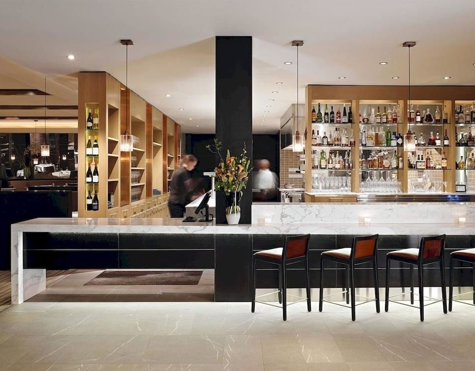property Lobby cabinetry retail Boutique Bar