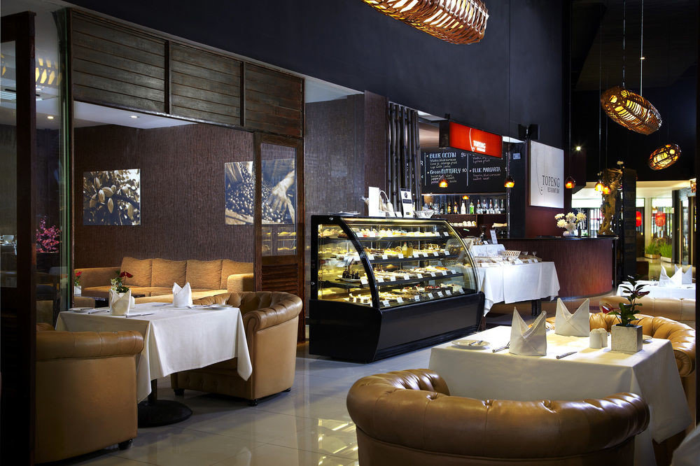 restaurant Lobby café Bar Boutique