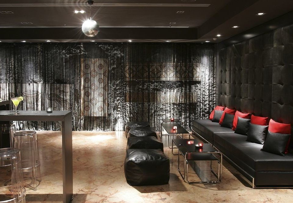 Lobby Bar Boutique leather