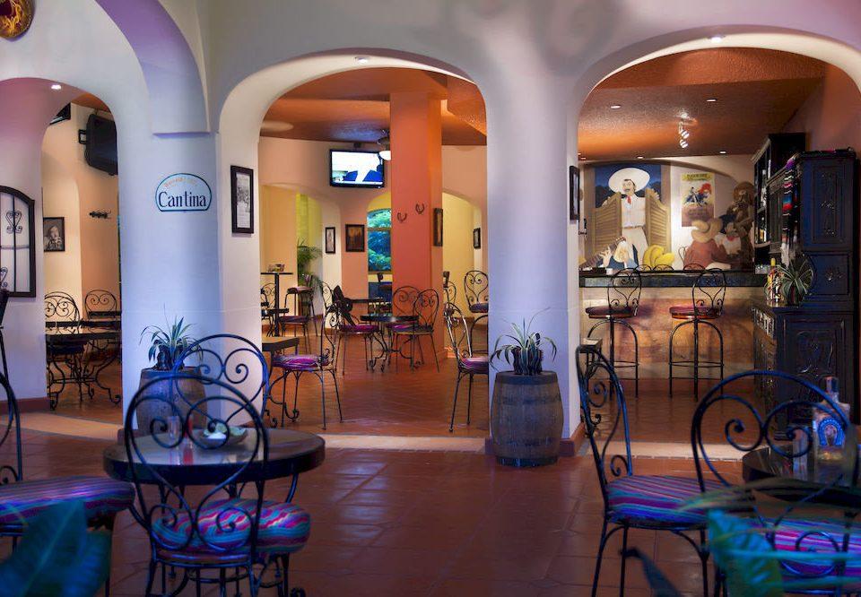color restaurant Boutique Bar Lobby Resort