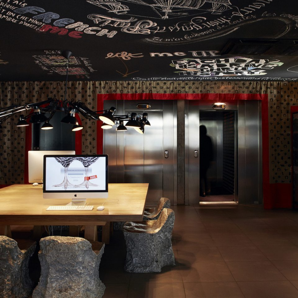 restaurant Bar Lobby Boutique