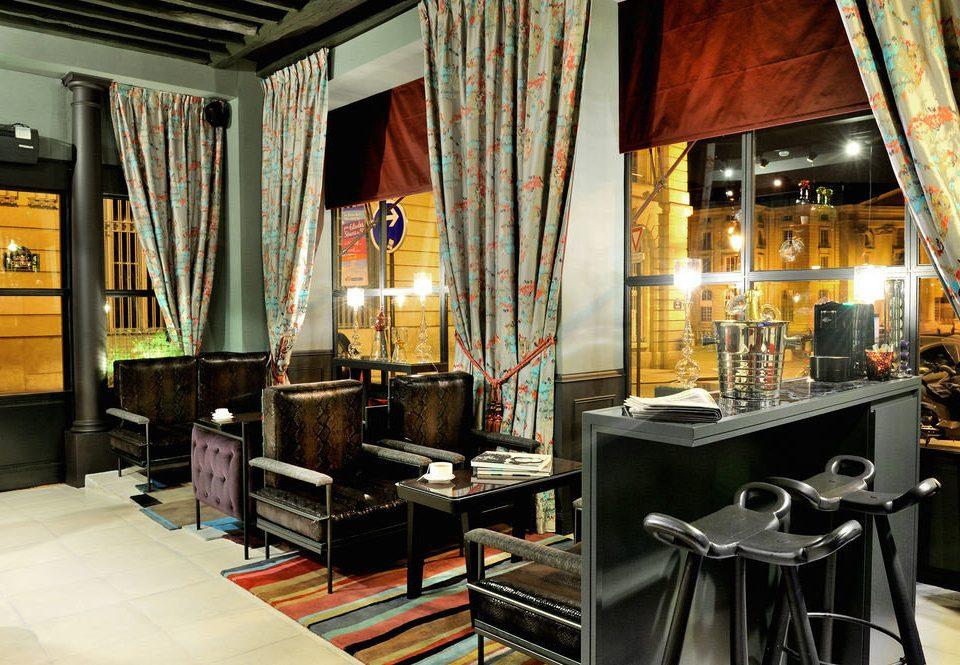 restaurant Boutique Lobby Bar
