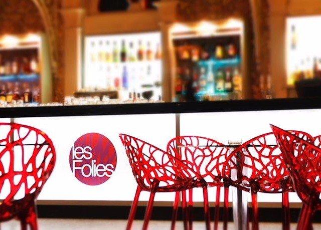 red Bar restaurant brand