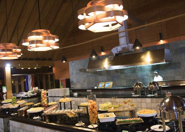 restaurant buffet food lighting counter cuisine Bar brunch