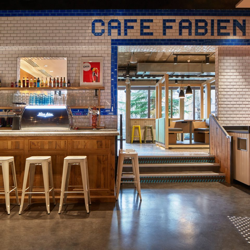 Budget City Dining Lobby Lounge restaurant wooden Bar home