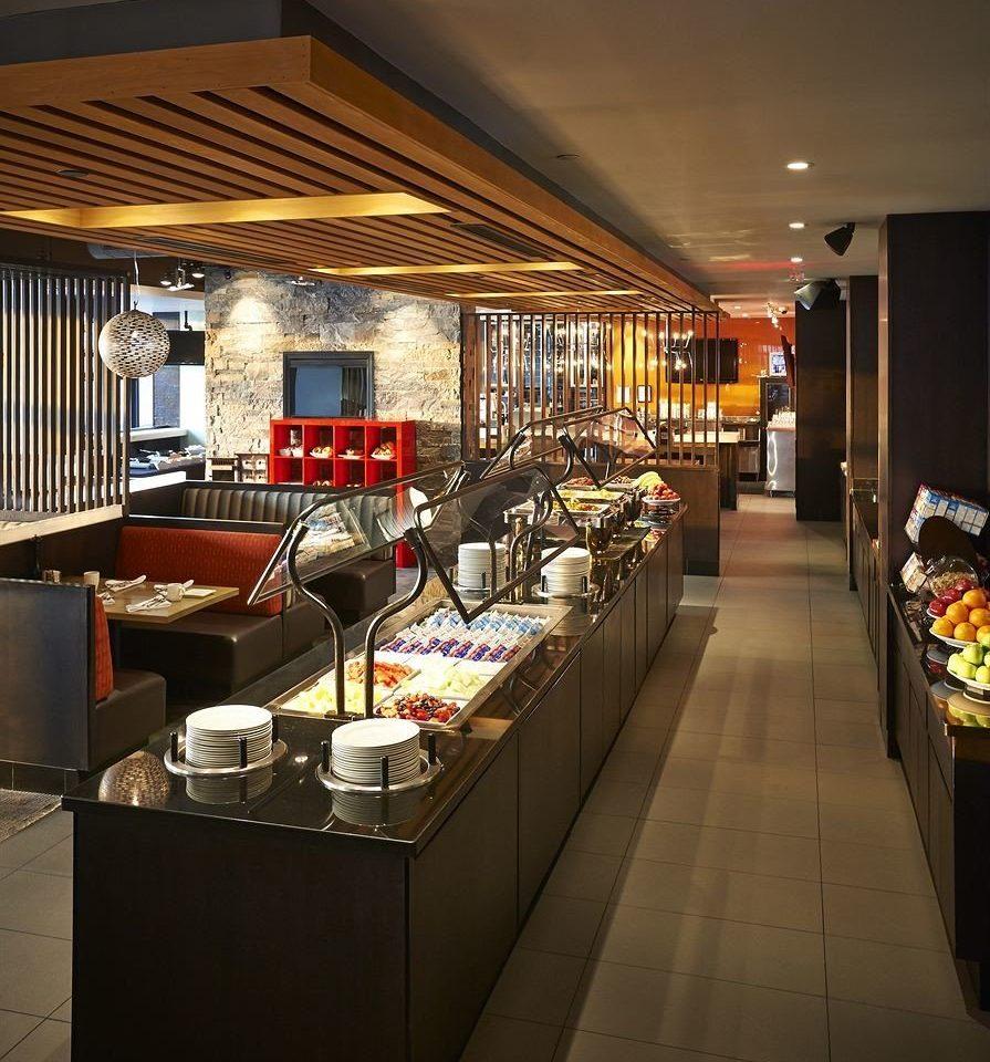 restaurant café Bar buffet