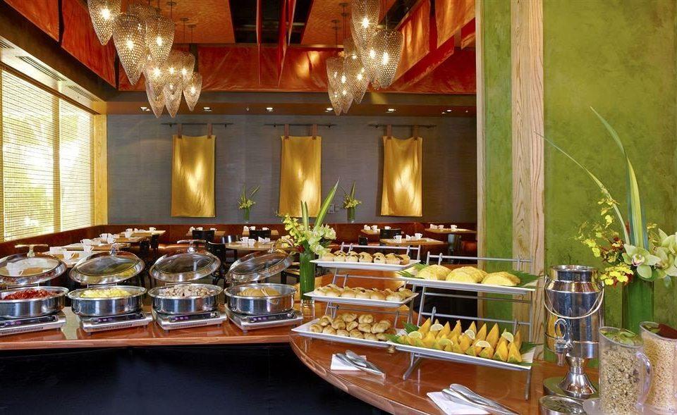restaurant function hall buffet Bar