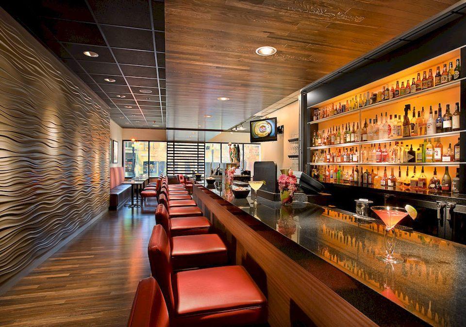 building Bar restaurant platform café subway
