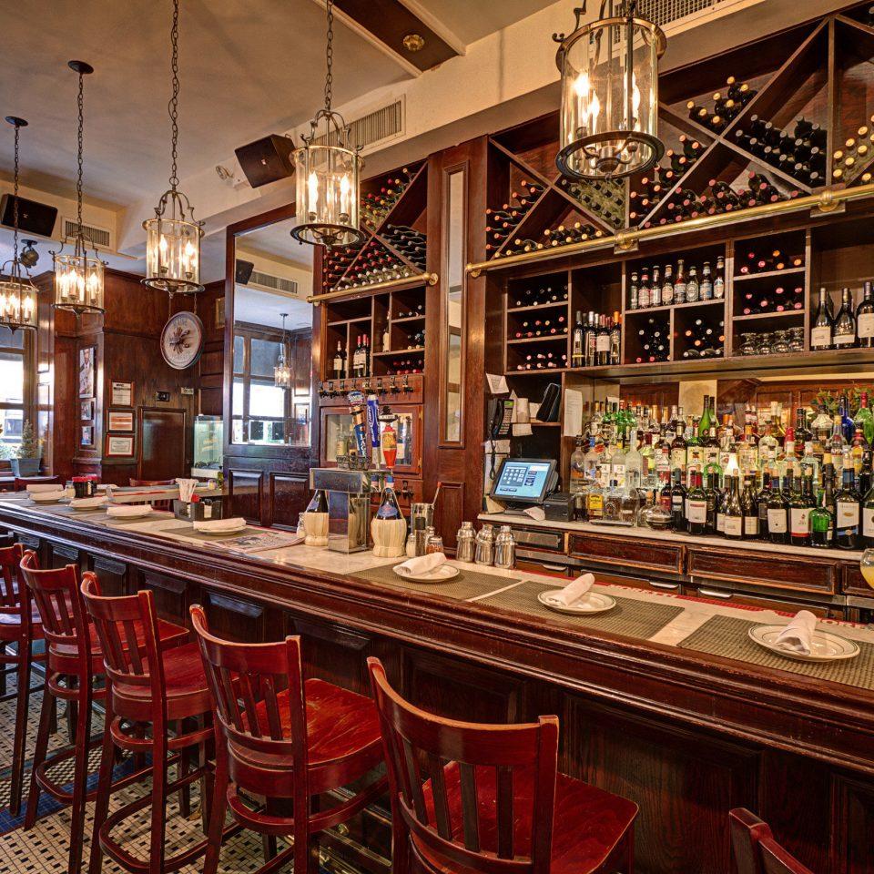 building Bar restaurant café station tavern