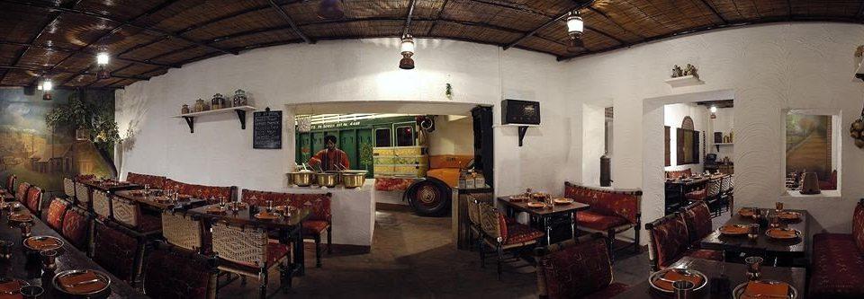 building restaurant tavern Bar cluttered