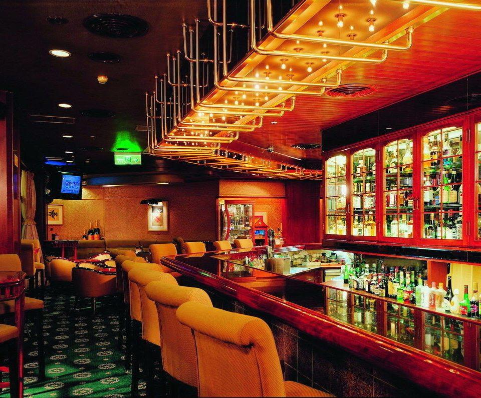 Bar building nightclub restaurant