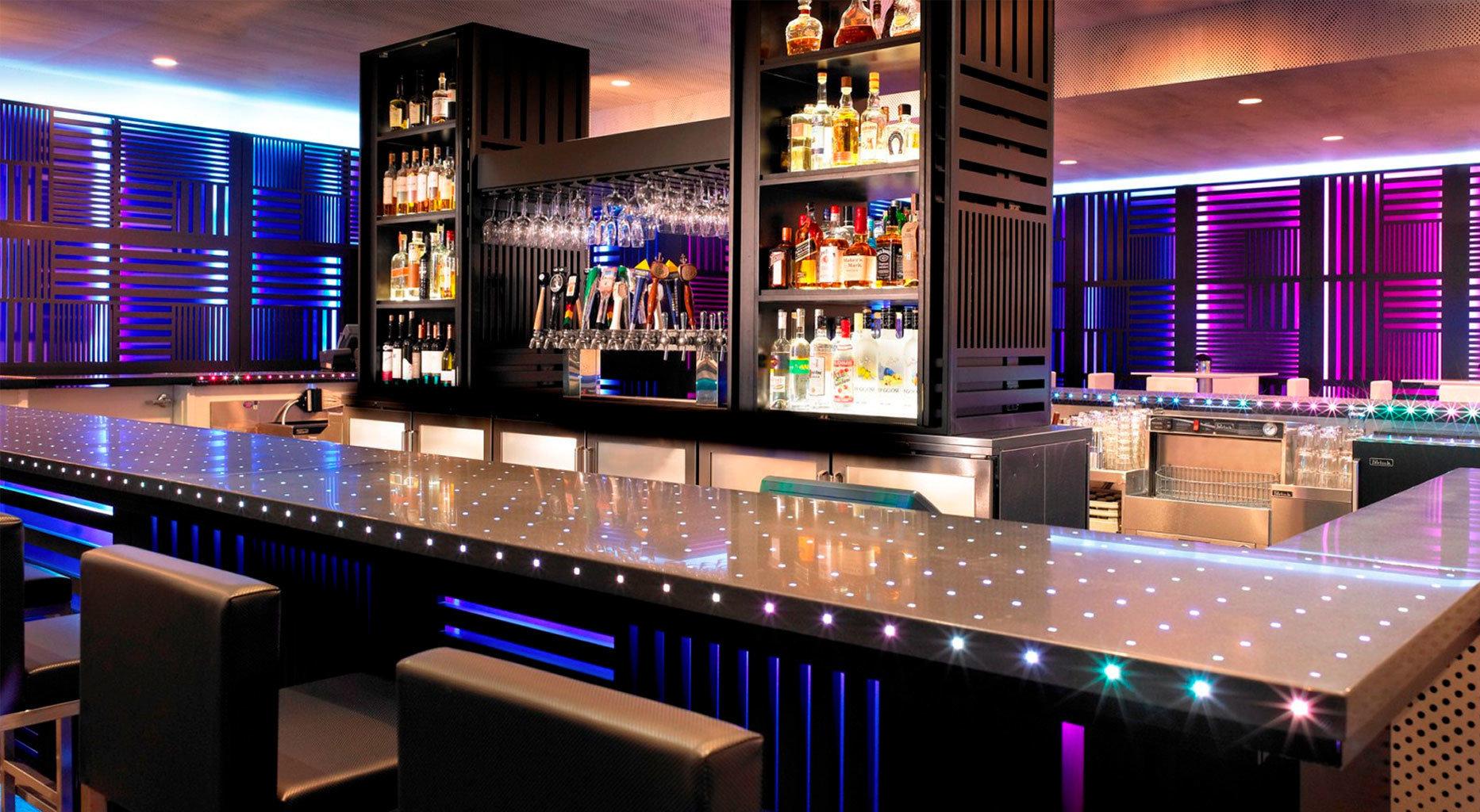building Bar nightclub