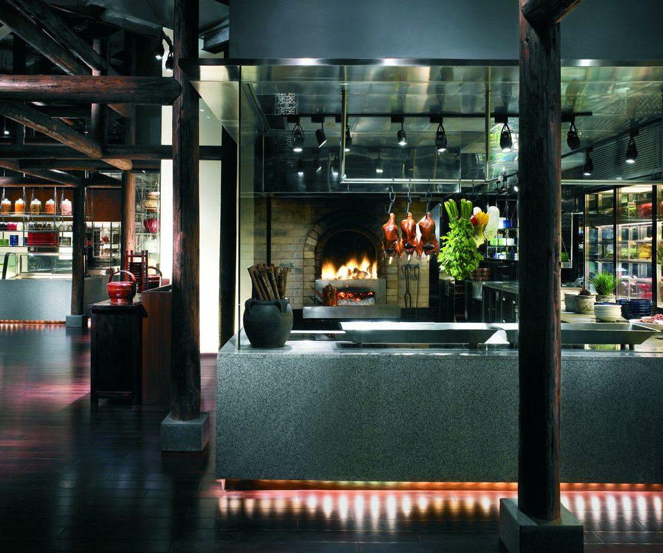 building Bar retail restaurant