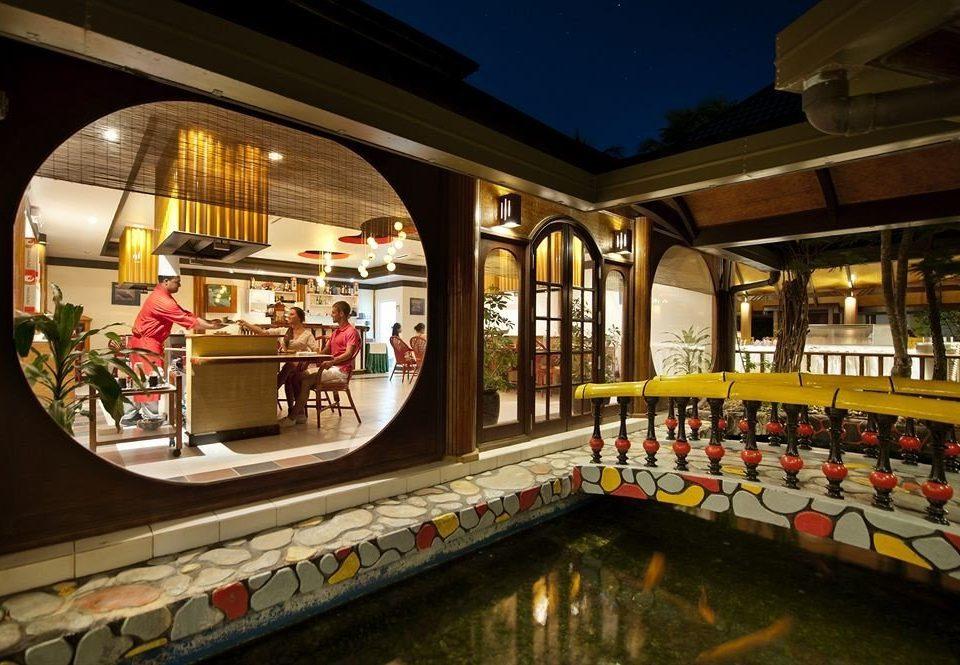 building retail shopping mall Bar restaurant