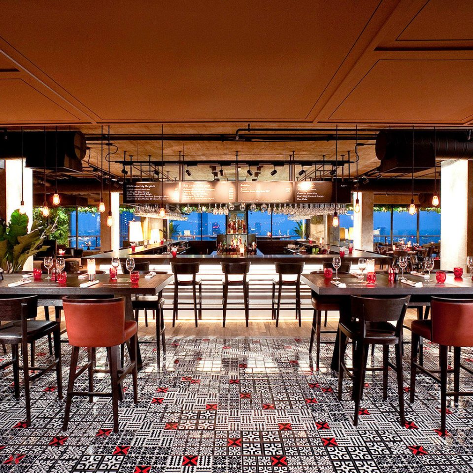 Bar Buildings Business City Dining Drink Eat Entertainment Nightlife Scenic views chair restaurant function hall set