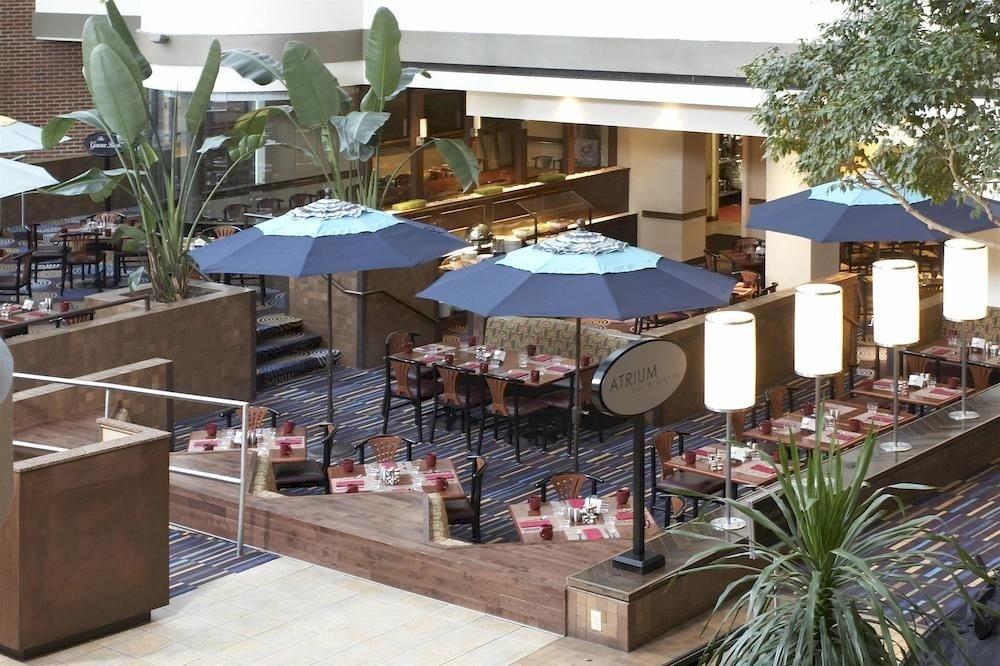 Bar Buildings City Drink Eat Scenic views public space restaurant Dining plaza market set