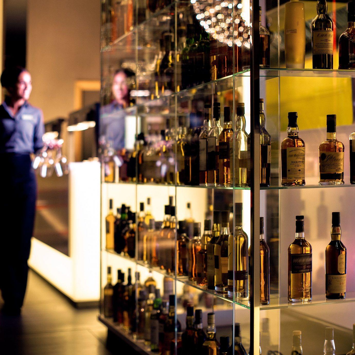 Bar Business City Dining Eat Hip Modern bottle wine Drink alcohol