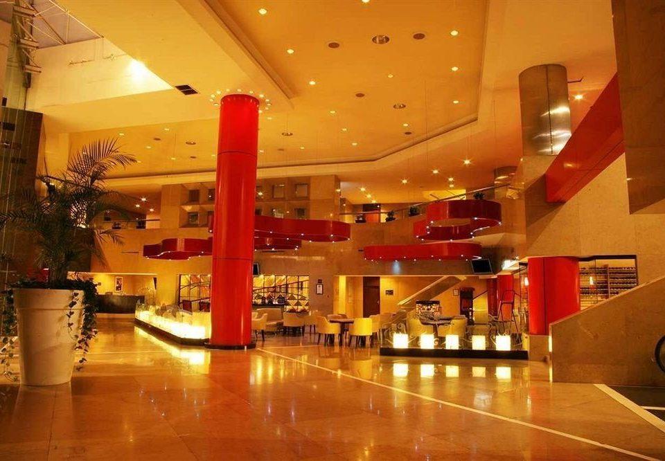 Business Lobby Lounge Modern restaurant shopping mall Bar