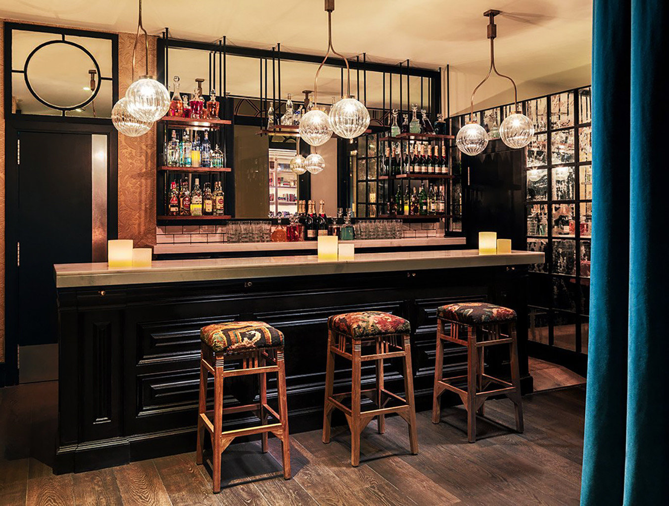recreation room Bar home cabinetry restaurant cottage store