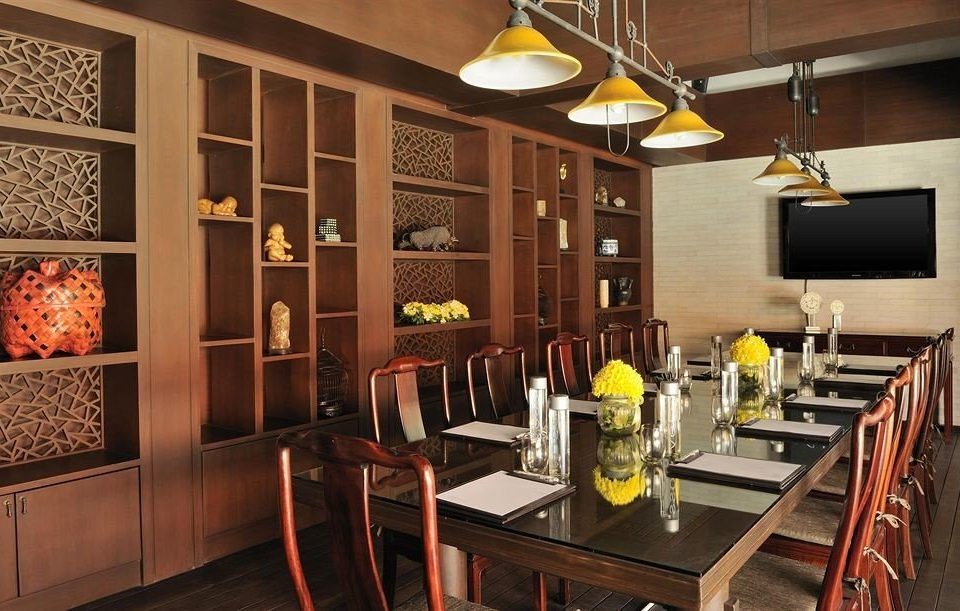 home restaurant cabinetry Bar dining table