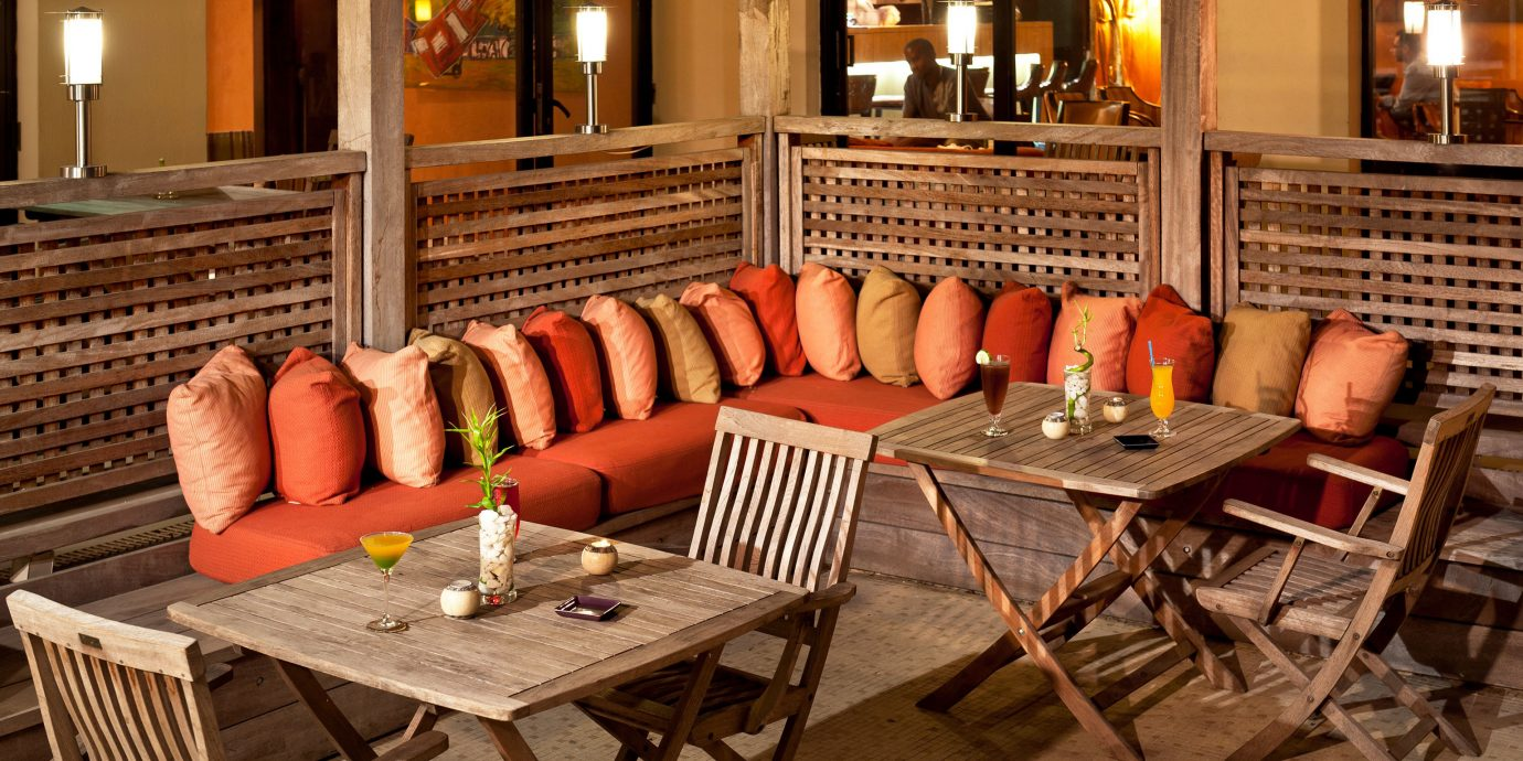 chair restaurant Bar café set