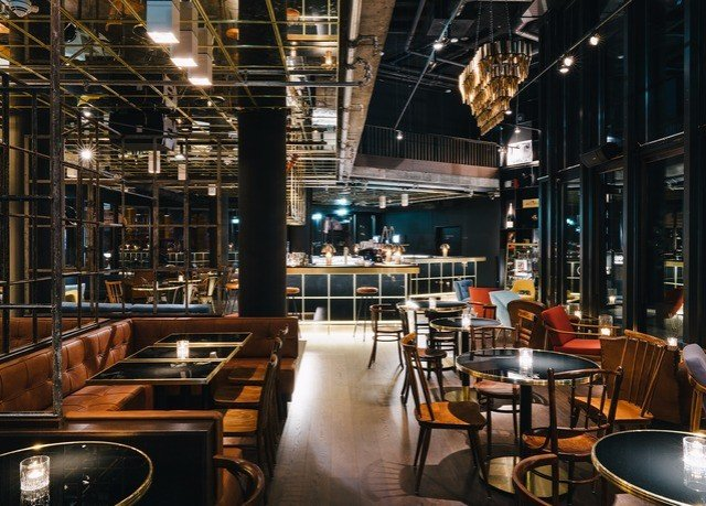 chair restaurant Bar café