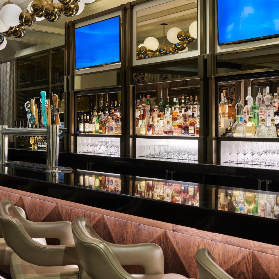 restaurant Bar café colored