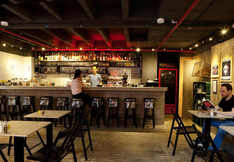 restaurant Bar café food court