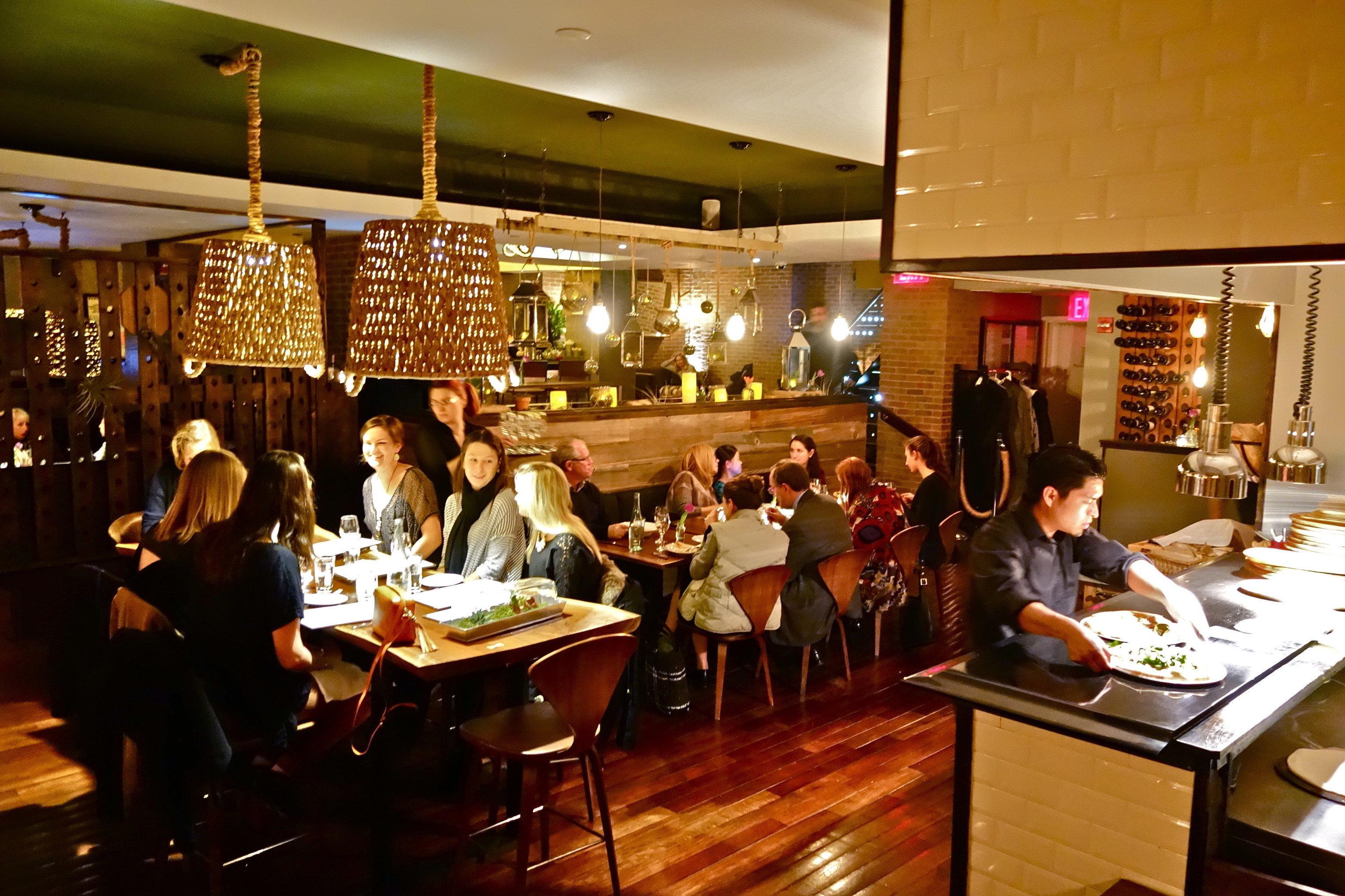 restaurant café Bar food court
