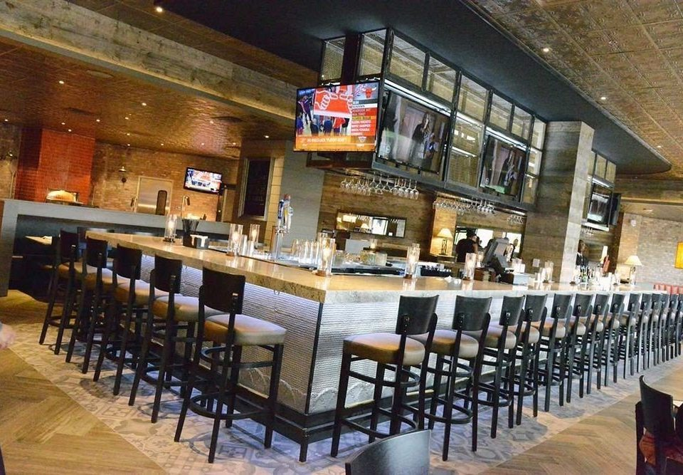Bar restaurant tavern function hall café