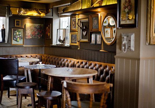 restaurant Bar home café