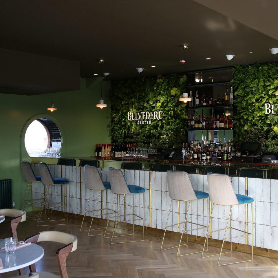restaurant lighting café Bar