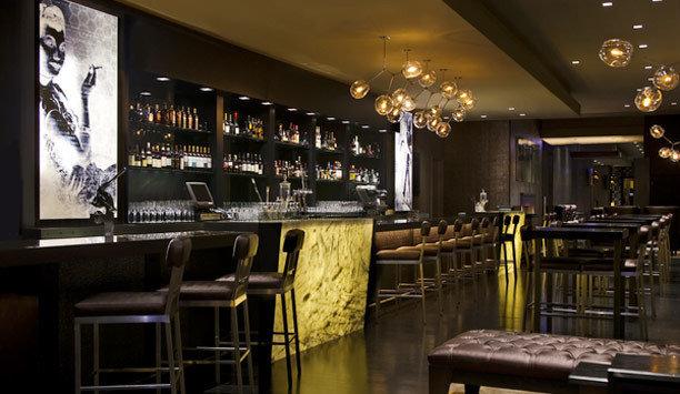 Bar restaurant liquor store café pub