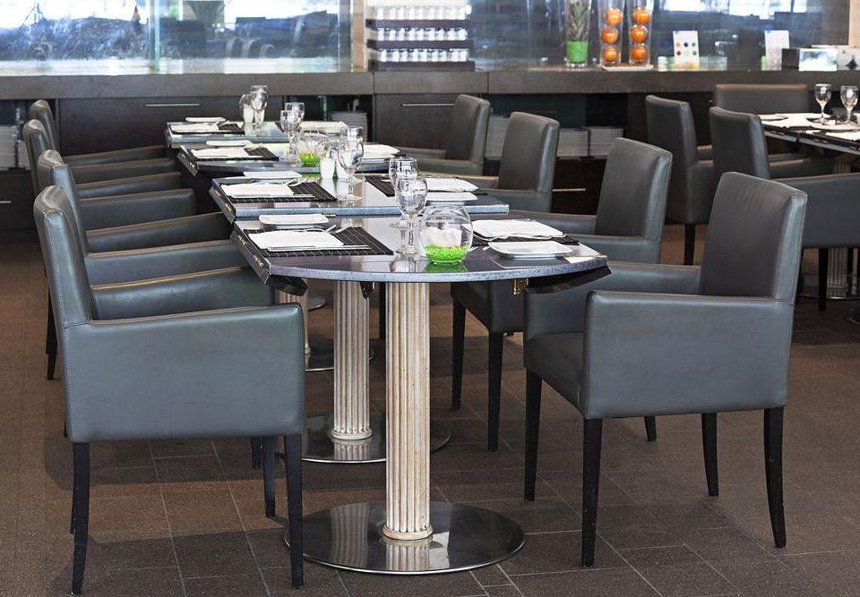 chair restaurant cafeteria Bar