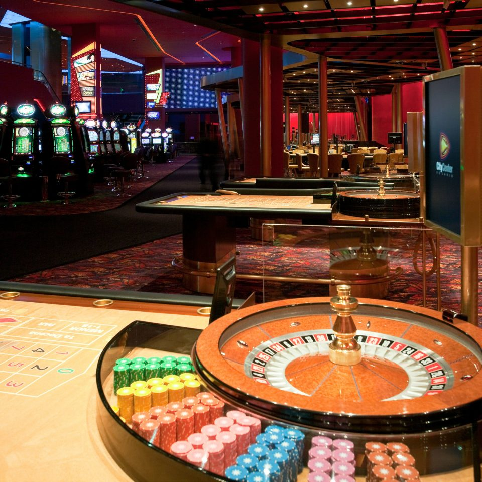 building Casino nightclub recreation room roulette Bar