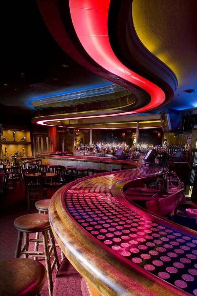 chair nightclub red Bar Casino
