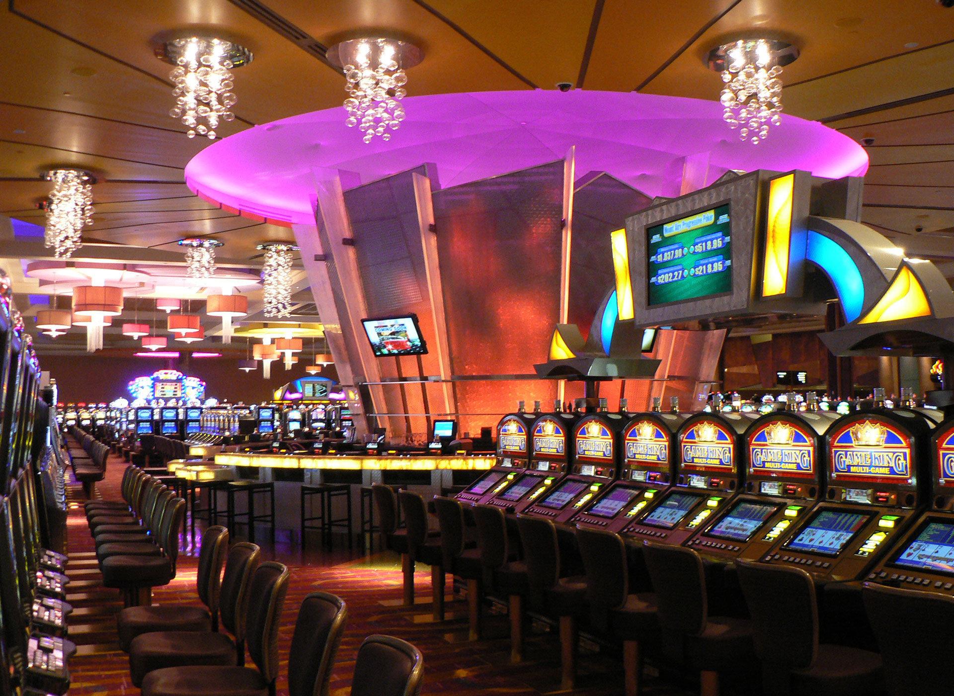 function hall nightclub Bar Casino colorful