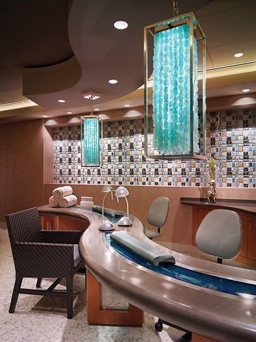 Casino Spa Lobby Bar