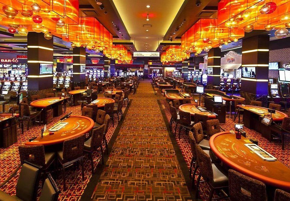 Casino Resort building orange nightclub Bar