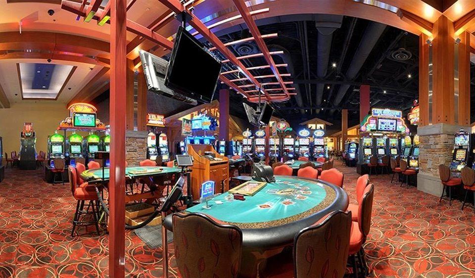 chair restaurant Casino Resort Bar