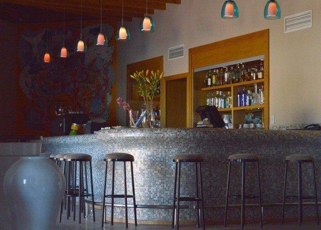 chair Bar restaurant dining table